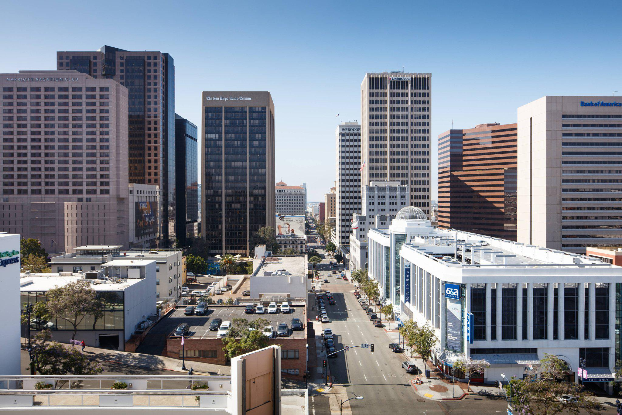 TownePlace Suites by Marriott San Diego Downtown