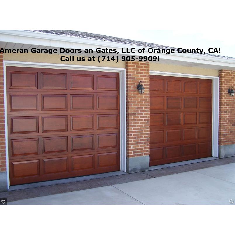 Ameran Garage Doors Amp Gates Stanton California Ca