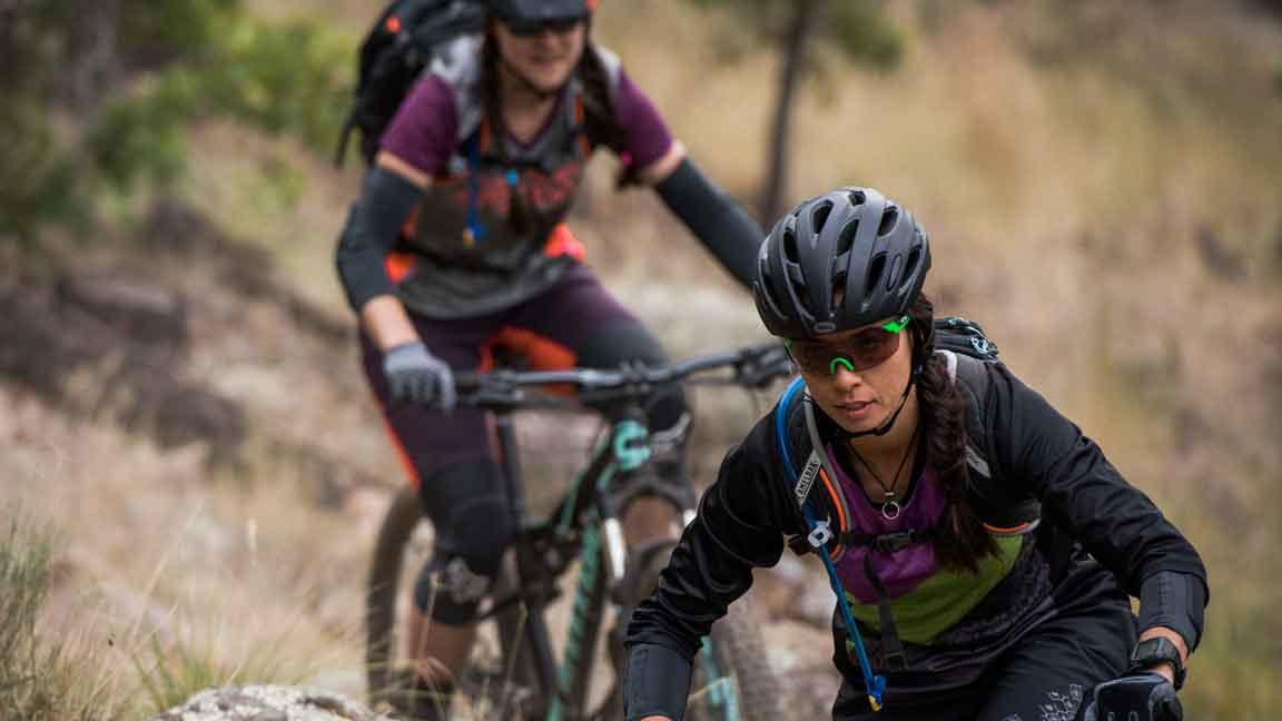Women's Introduction to Mountain Biking