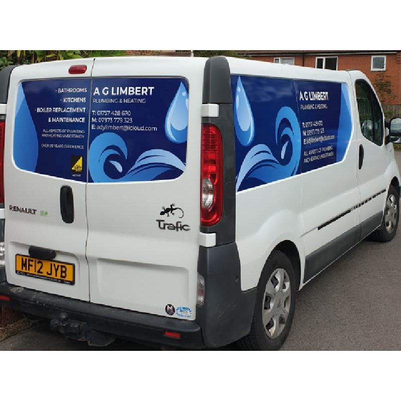 A G Limbert Plumbing & Heating - Selby, North Yorkshire  - 07973 779323 | ShowMeLocal.com