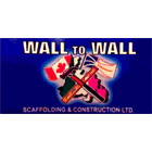 Wall to Wall Scaffolding and Construction Ltd