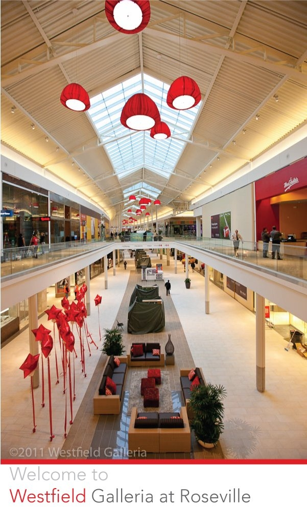 Westfield mall coupons