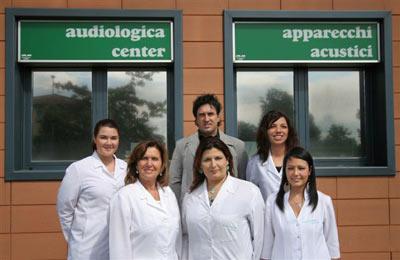 Audiologica Center Sas