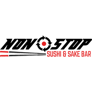 Nonstop Sushi & Sake Bar Logo