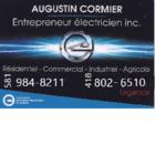 Augustin Cormier Entrepreneur Electricien Inc