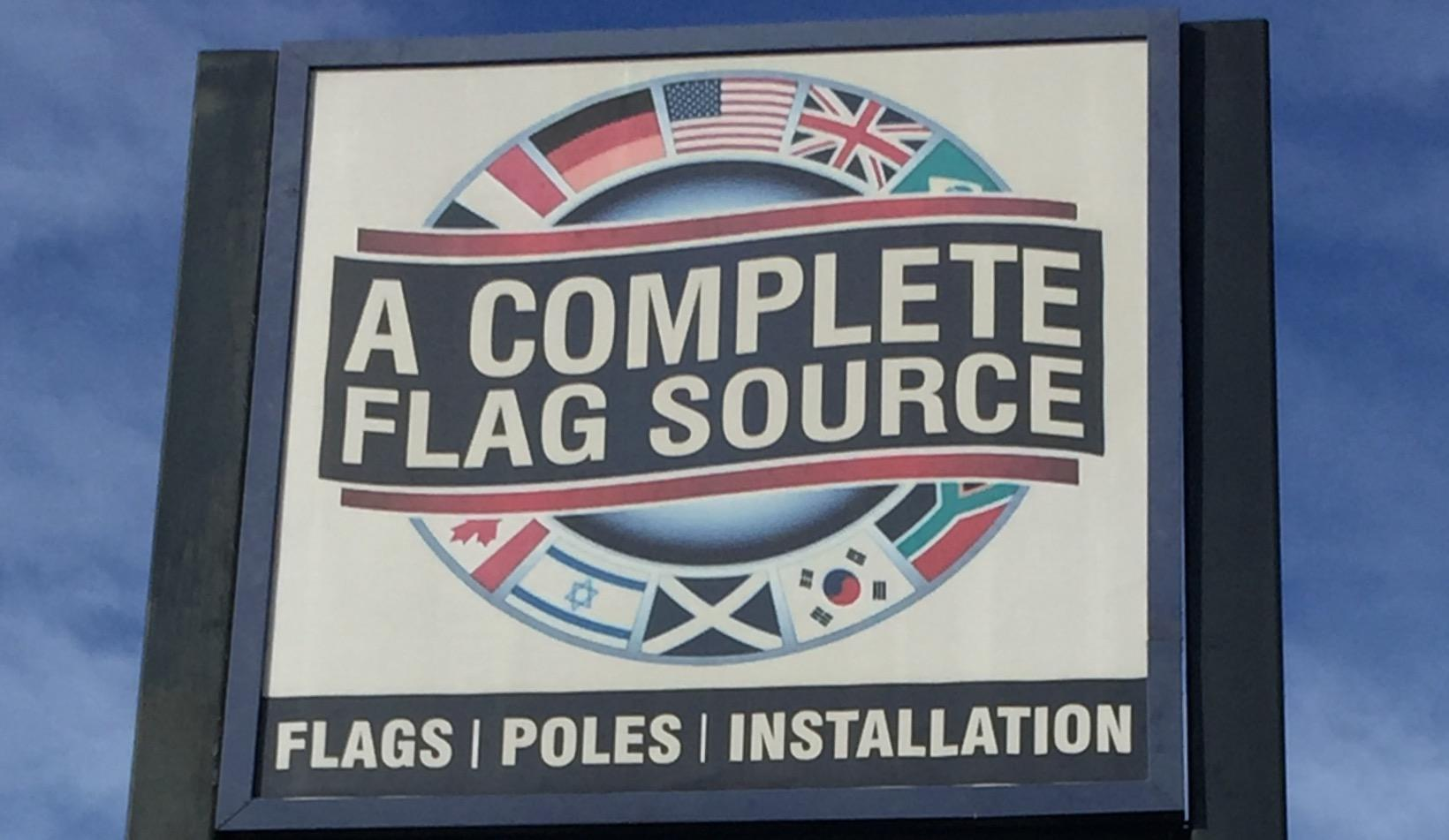 A Complete Flag Source