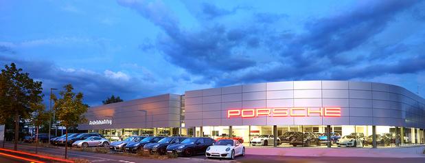 Porsche Zentrum Freiburg