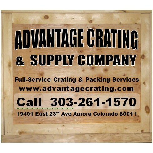 Advantage Crating & Supply Co - Aurora, CO - Courier & Delivery Services