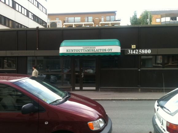 Tampereen Kuntouttamislaitos Oy