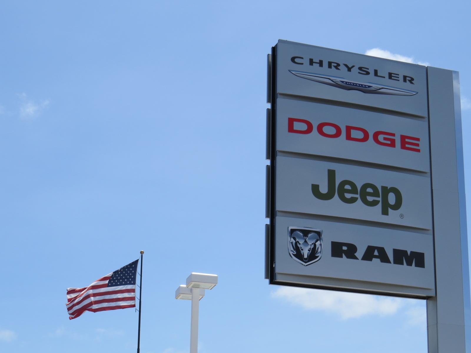 Allen Samuels Chrysler Dodge Jeep Ram In Aransas Pass Tx