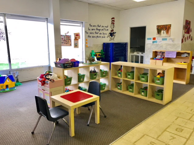 Kristopher Robyn's Child Care Centre in St. Albert