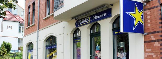 Bild 1 EURONICS Telemaster in Thale