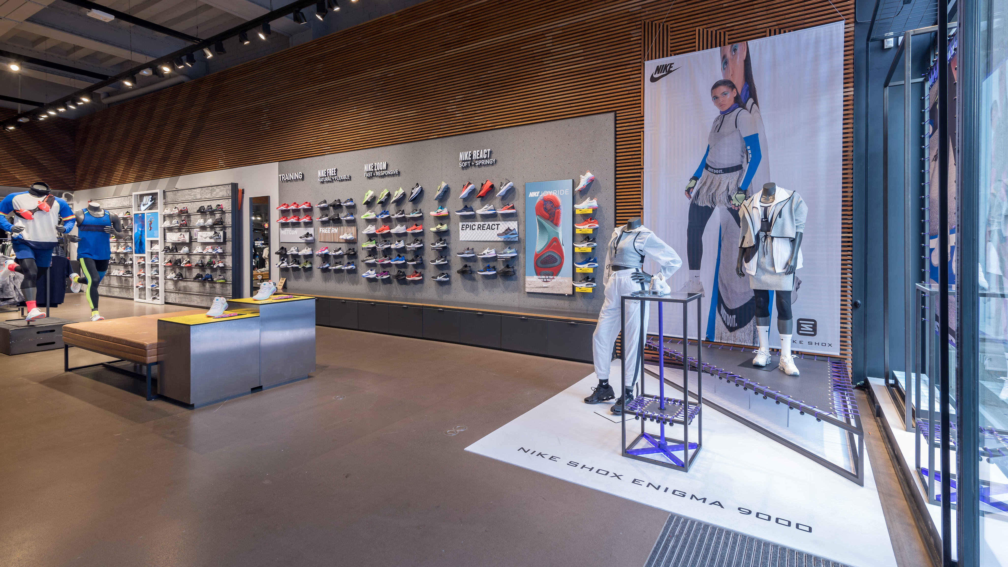 Nike Store Barcelona - Paseo de Gracia