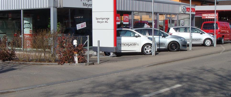 Sportgarage Meyer AG