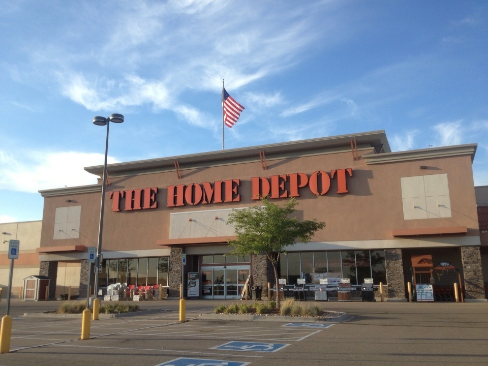 The Home Depot Washington Street Thornton CO Home Depot