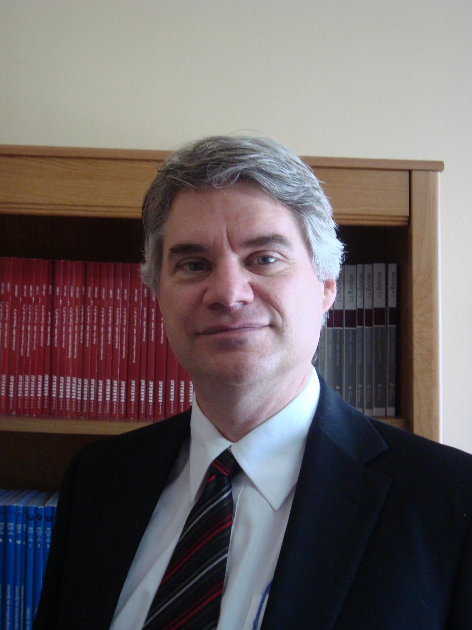 Sylvain Pratte Avocat à Longueuil
