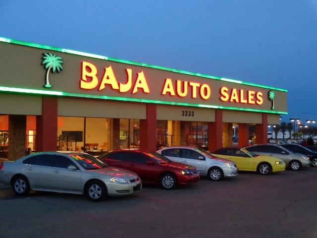 Drive Time Inventory >> Baja Auto Sales in Las Vegas, NV - 702-939-8020