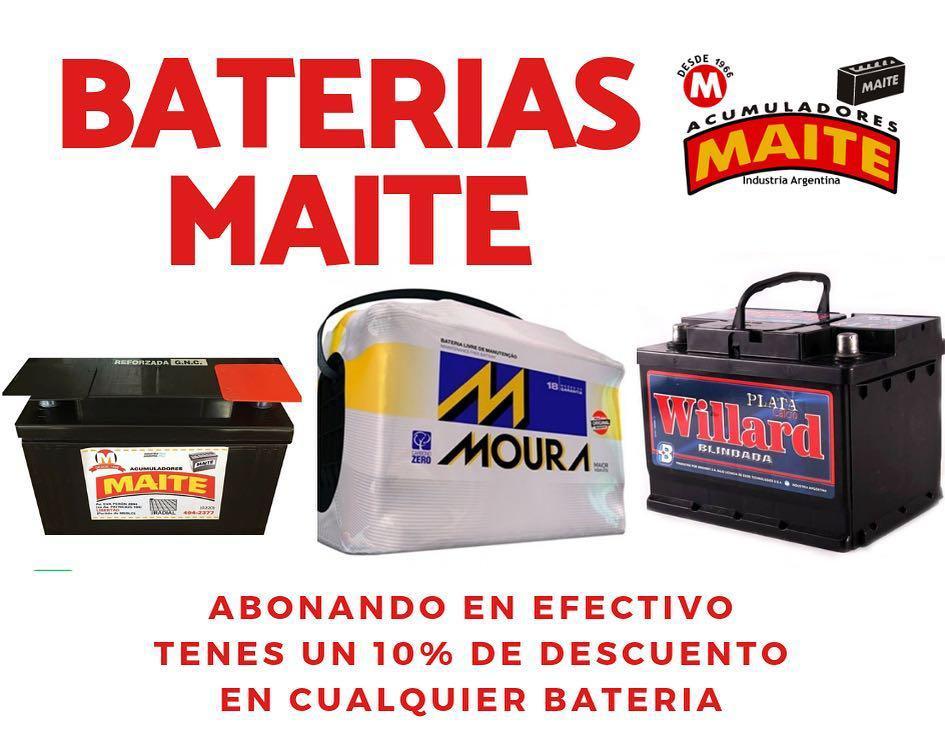 Baterías Maite