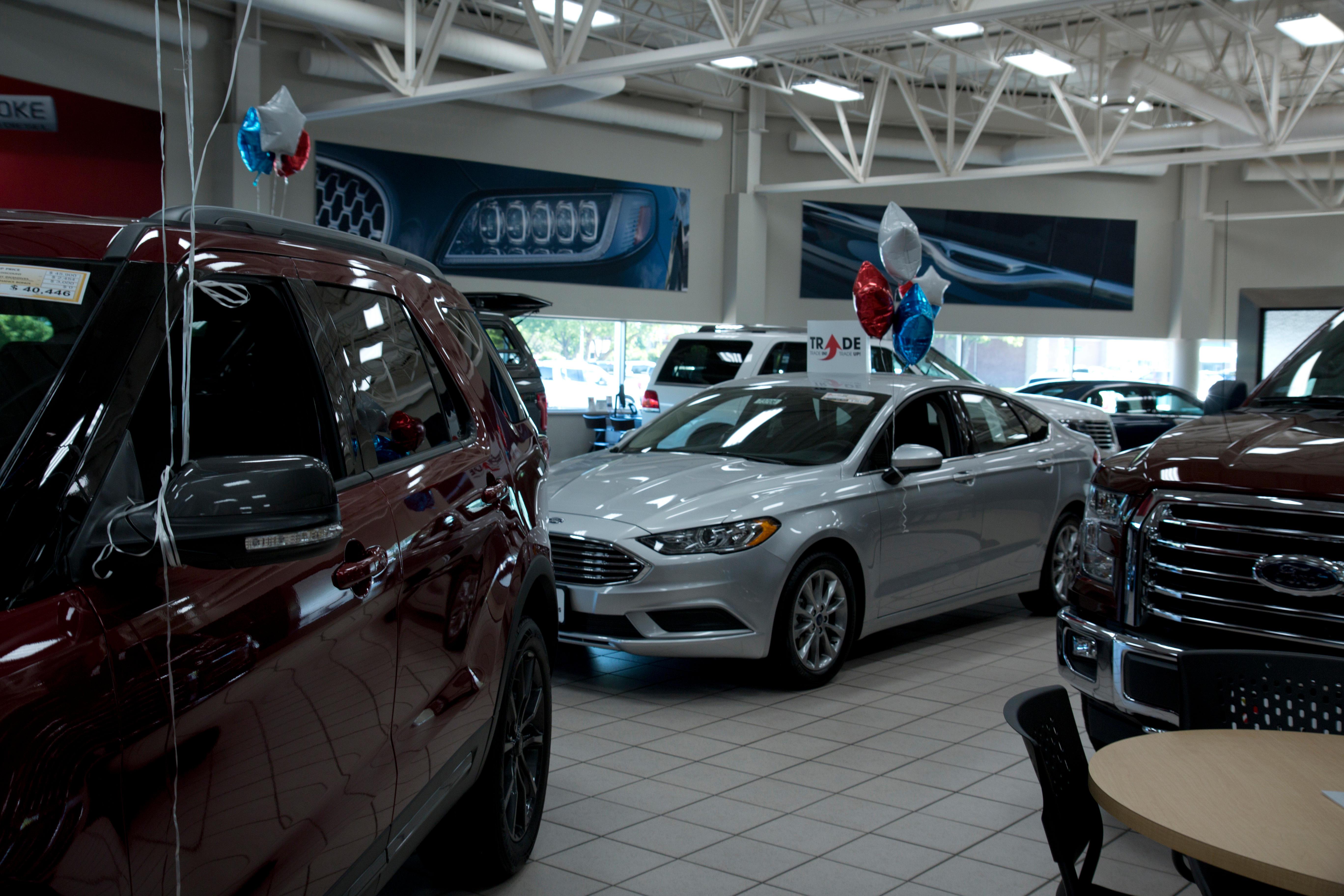 Car Dealerships Near Apple Valley Mn