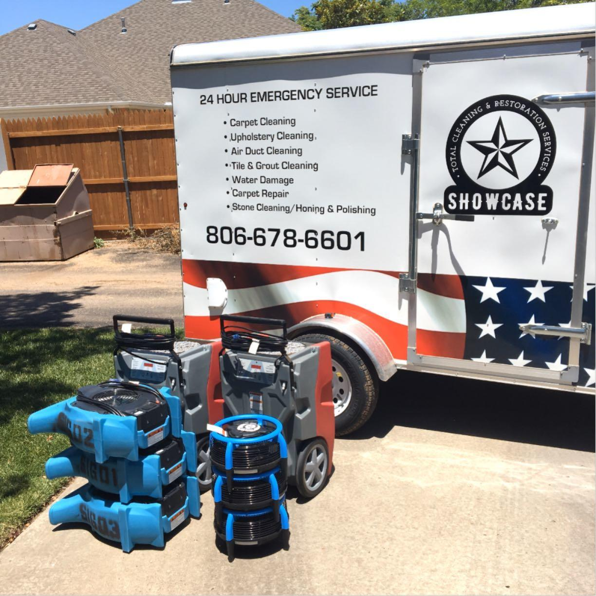 Showcase Total Cleaning Amp Restoration Services Llc