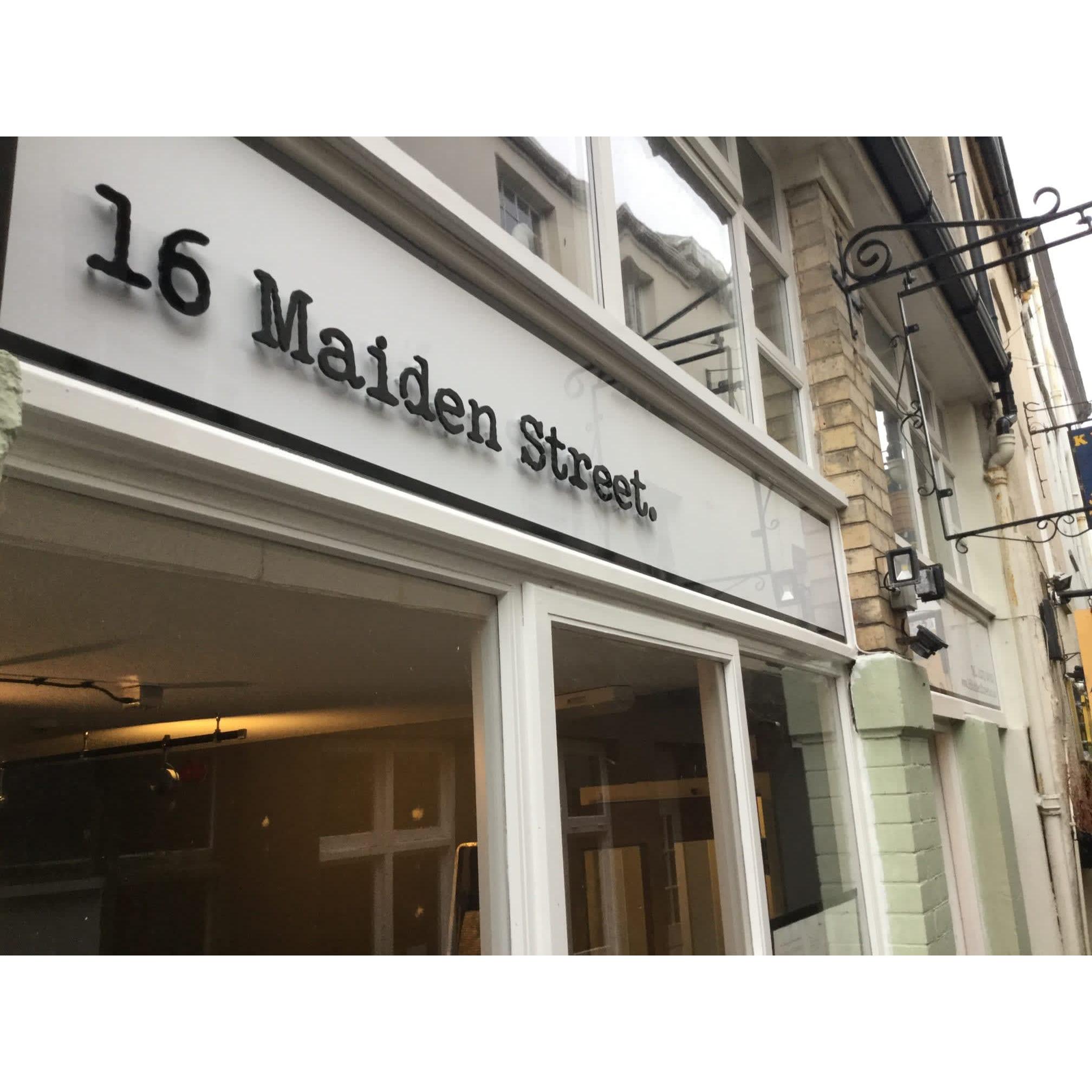16 Maiden Street - Barnstaple, Devon EX31 1HA - 01271 345700   ShowMeLocal.com
