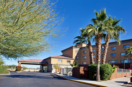 holiday inn express suites phoenix chandler ahwatukee in phoenix az 85044. Black Bedroom Furniture Sets. Home Design Ideas