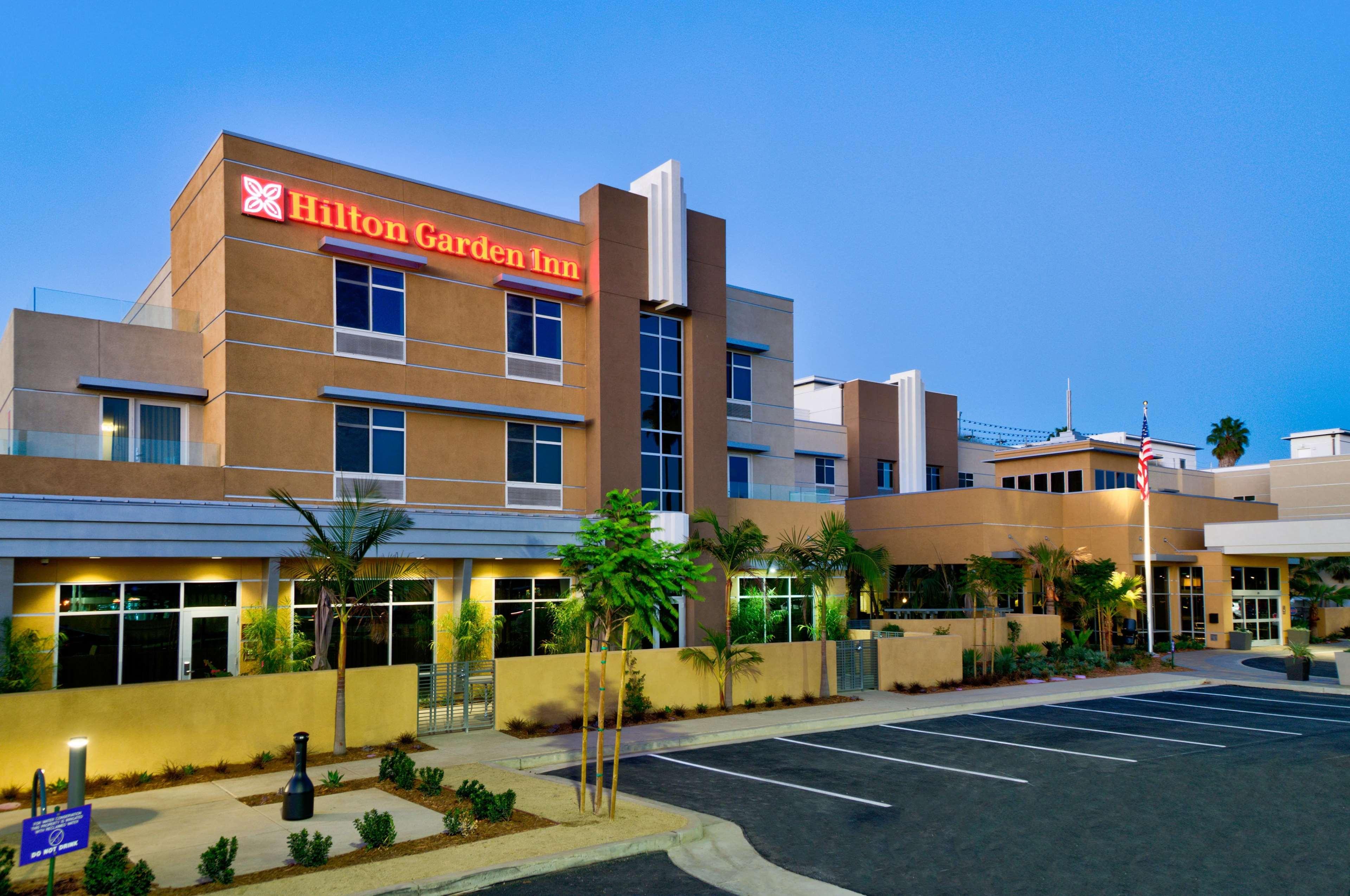 Hilton Garden Inn Santa Barbara Goleta Goleta California Ca