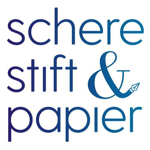 Schere, Stift & Papier