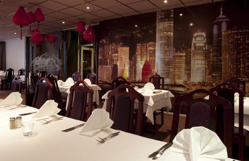 Bouvigne Paradijs Chinees-Japans Restaurant