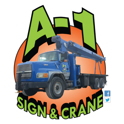 A-1 Sign & Crane - Blue Grass, IA - Copying & Printing Services