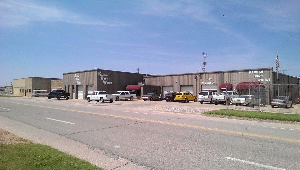 Auto Paint Shops In Wichita Ks