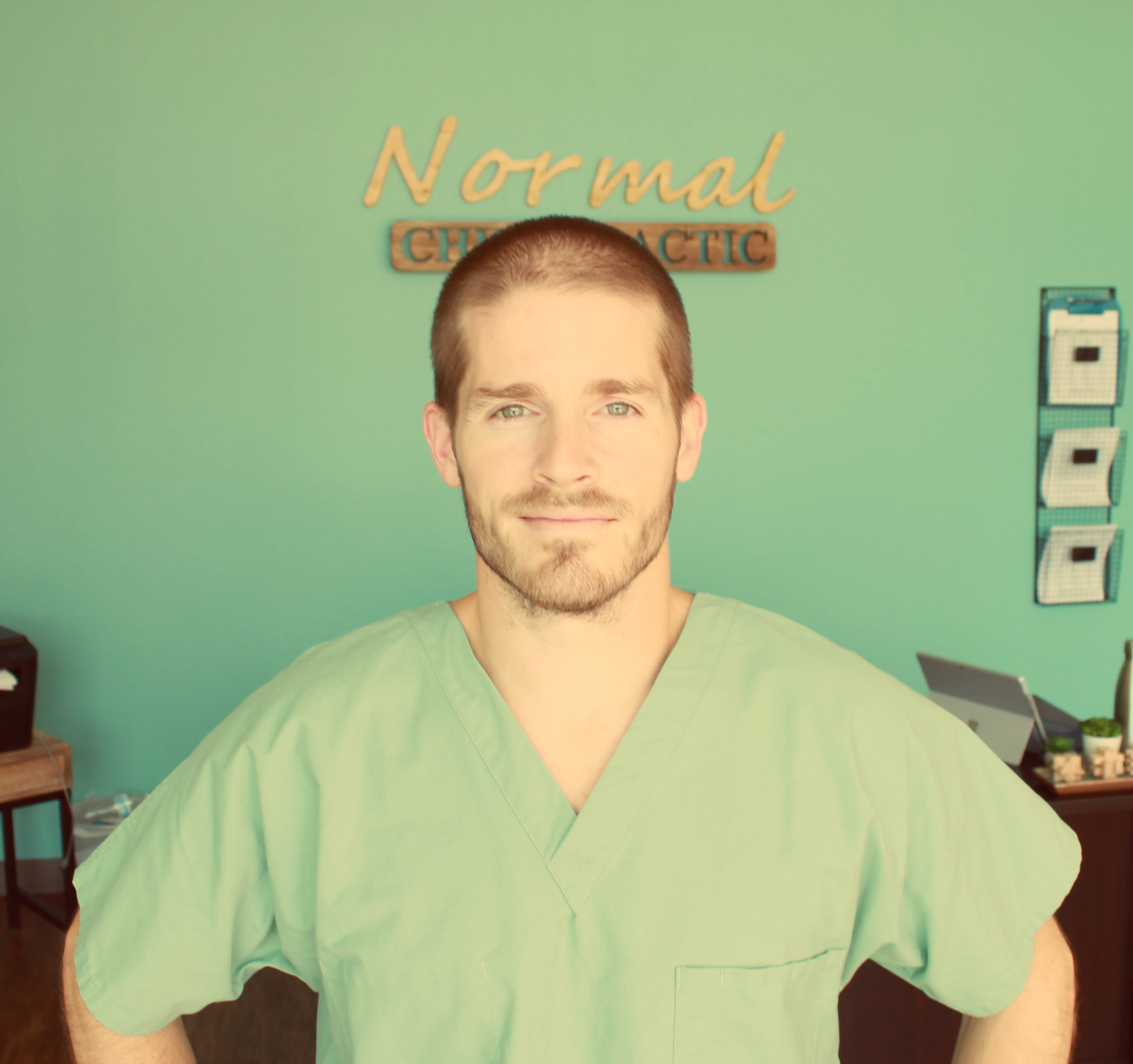 Dr Malone DC at Normal Chiropractic in Tyler Texas