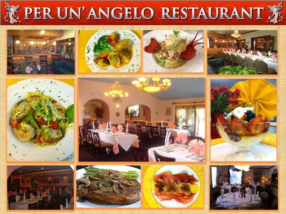 Per Un Angelo Restaurant At Jones Beach Hotel In Wantagh