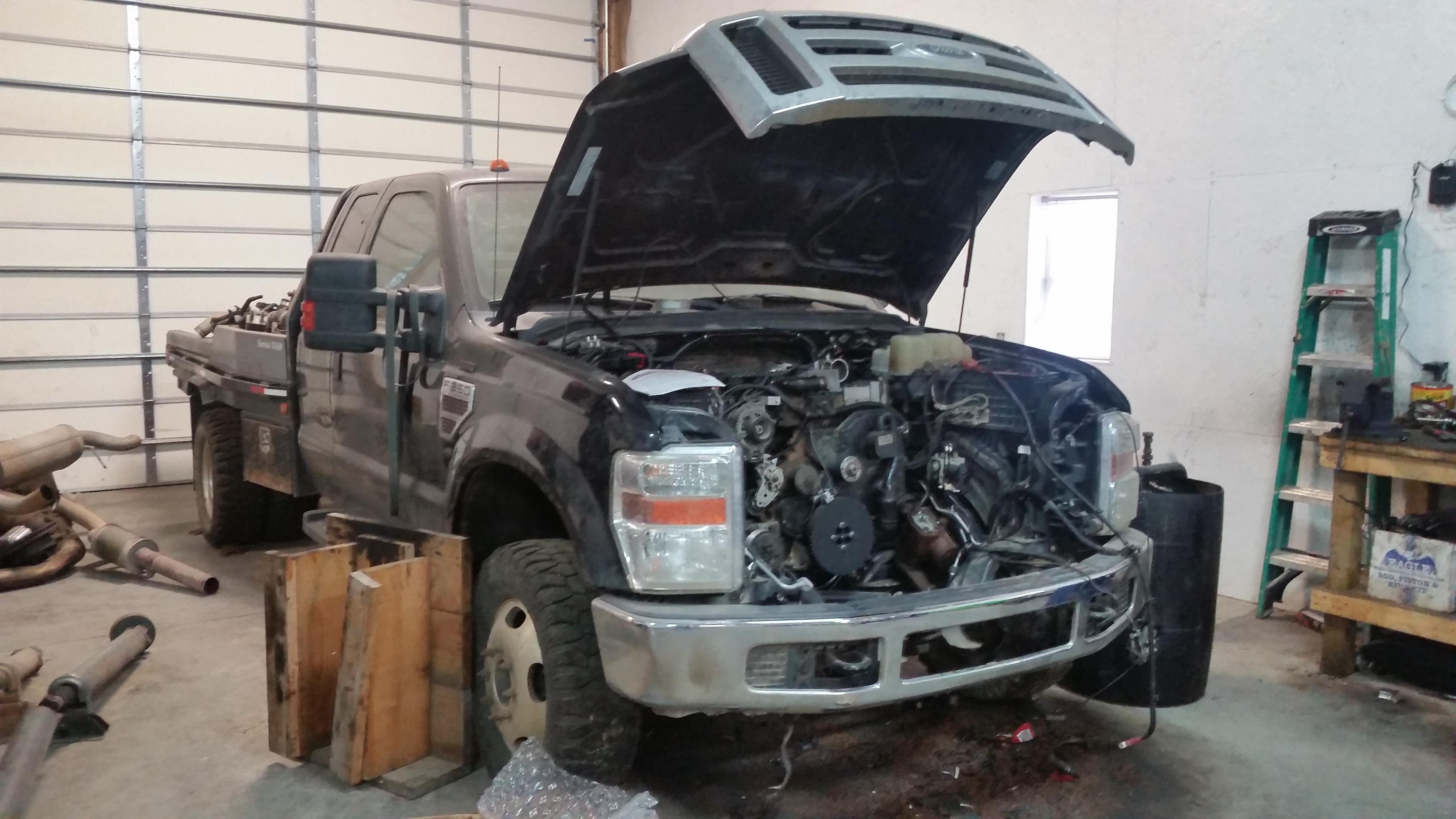 Sc Diesel Repair & Performance