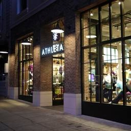 Athleta's Sutter St. store is centrally located in downtown San Francisco's vibrant financial district. This is prime shopping, dining and exploring ground, with historic Union Square, Chinatown's Dragon Gate, Nob Hill and the historic Grace Cathedral all a short walk away.