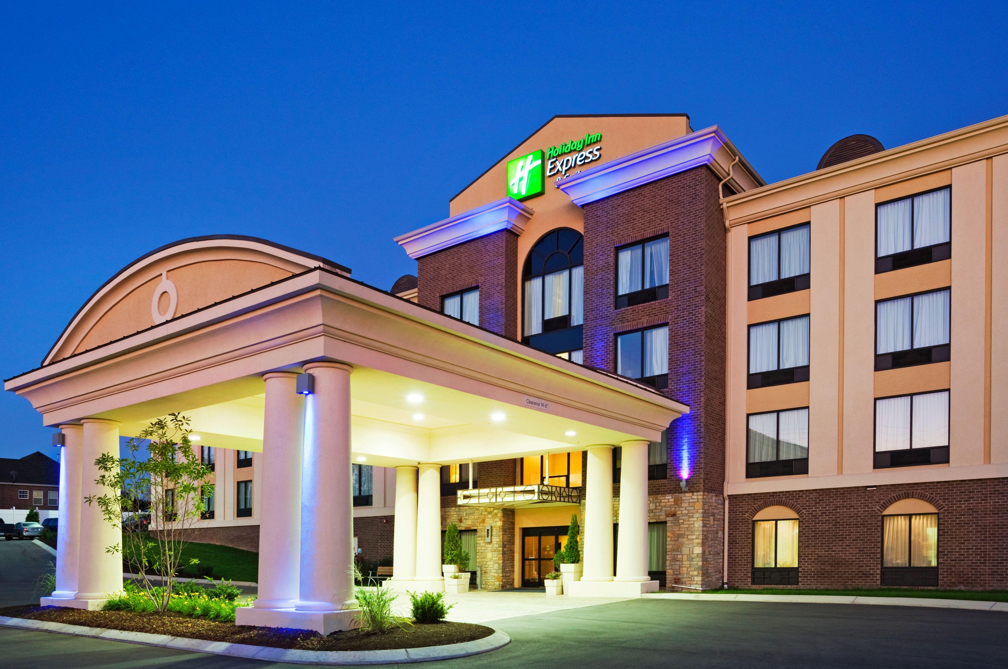Holiday Inn Express Amp Suites Smithfield Selma I 95