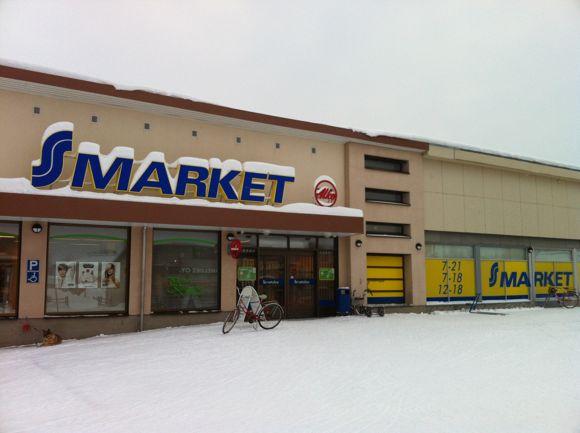 S-market Kausala