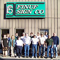 Finuf Sign Co Inc - Grovetown, GA 30813 - (706)863-7327   ShowMeLocal.com