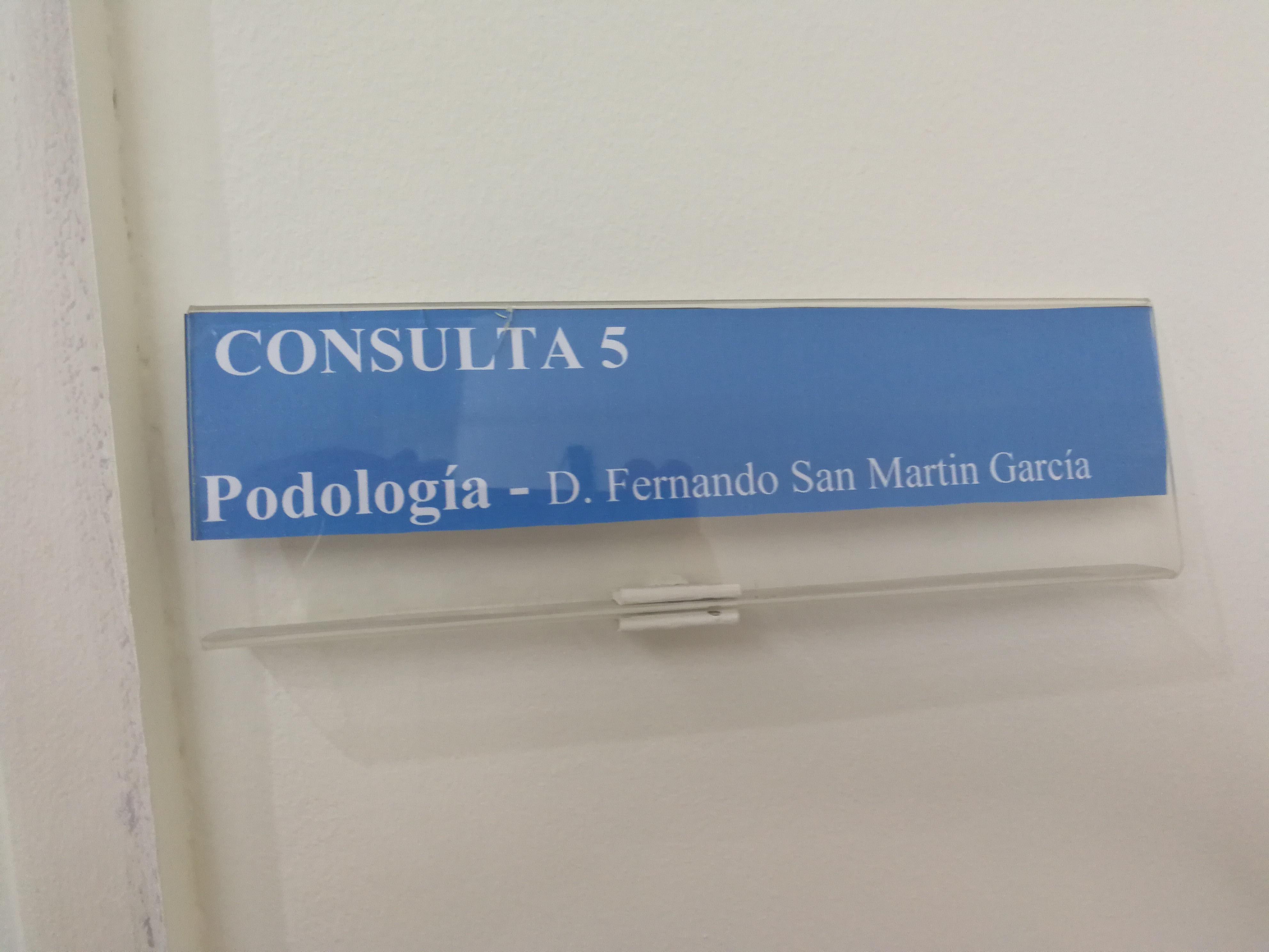 Clínica Podológica San Martín