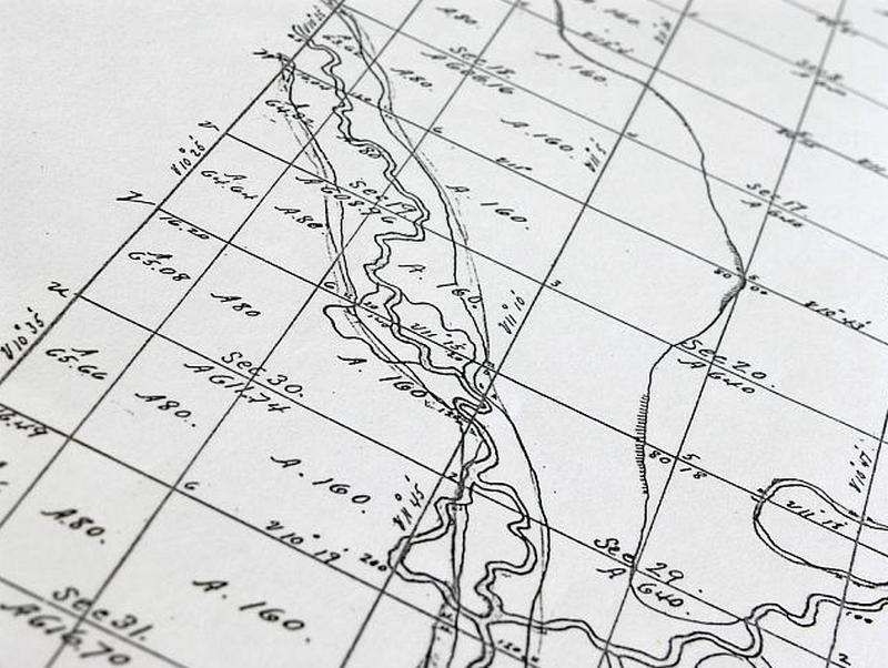 Geodetické práce – Ladislav Vrána