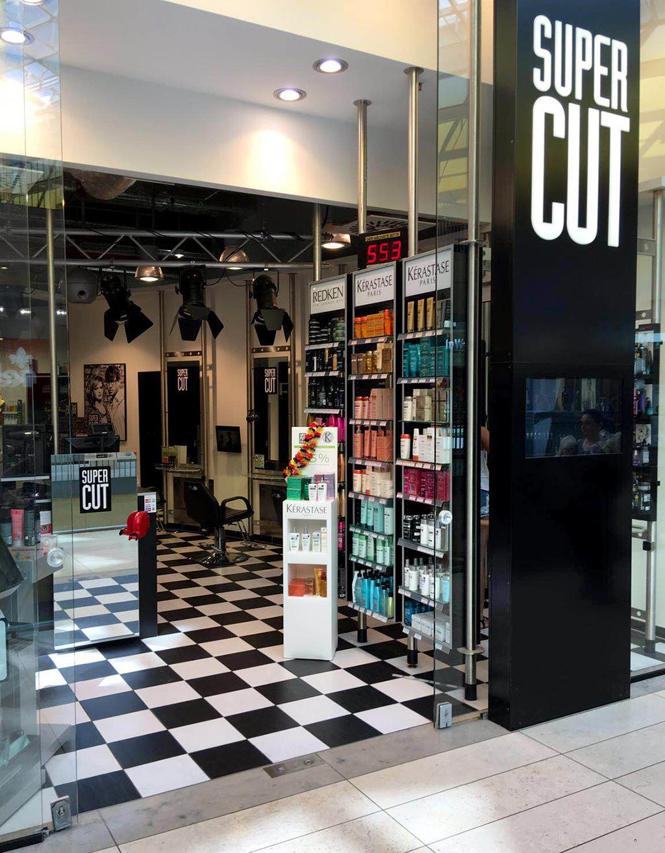 Super Cut, Dortmund, Thier-Galerie
