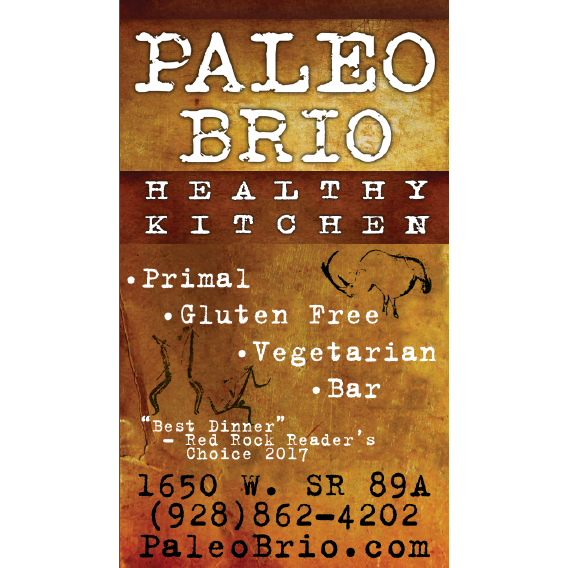 Paleo Brio Healthy Kitchen Restaurant Sedona Arizona Az