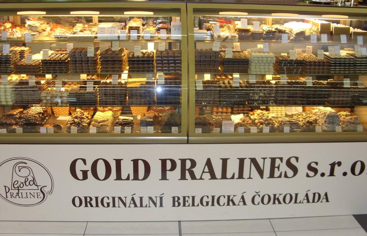 GOLD PRALINES s.r.o.