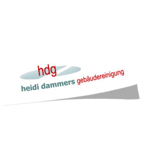 Heidi Dammers Gebäudereinigung Hamburg Logo