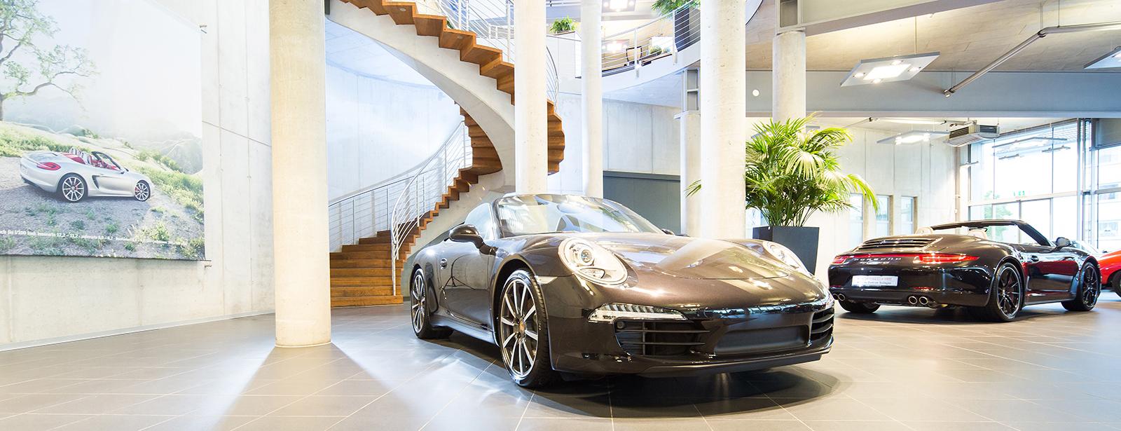 Porsche Zentrum Solingen