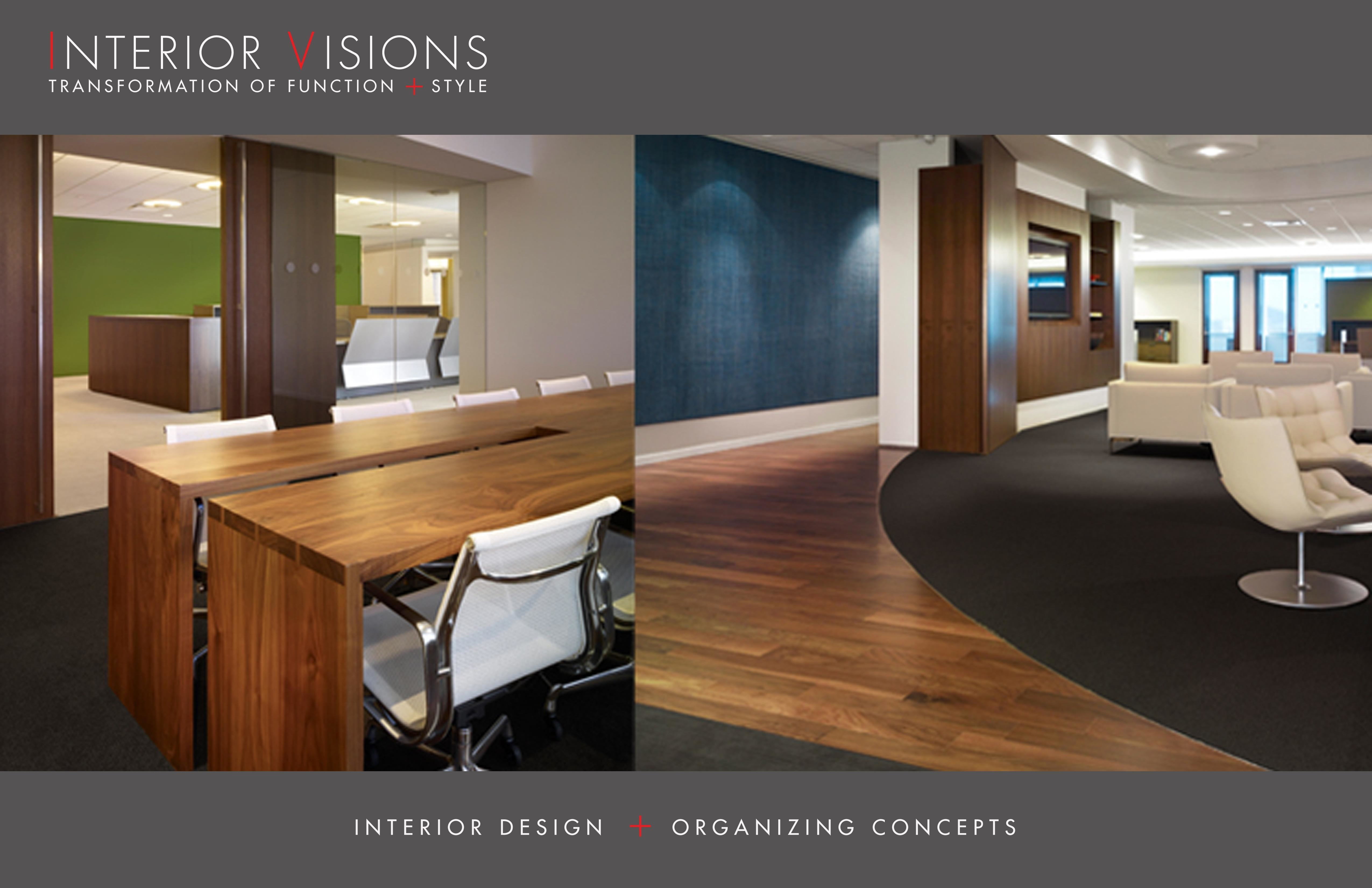 Interior designers vision