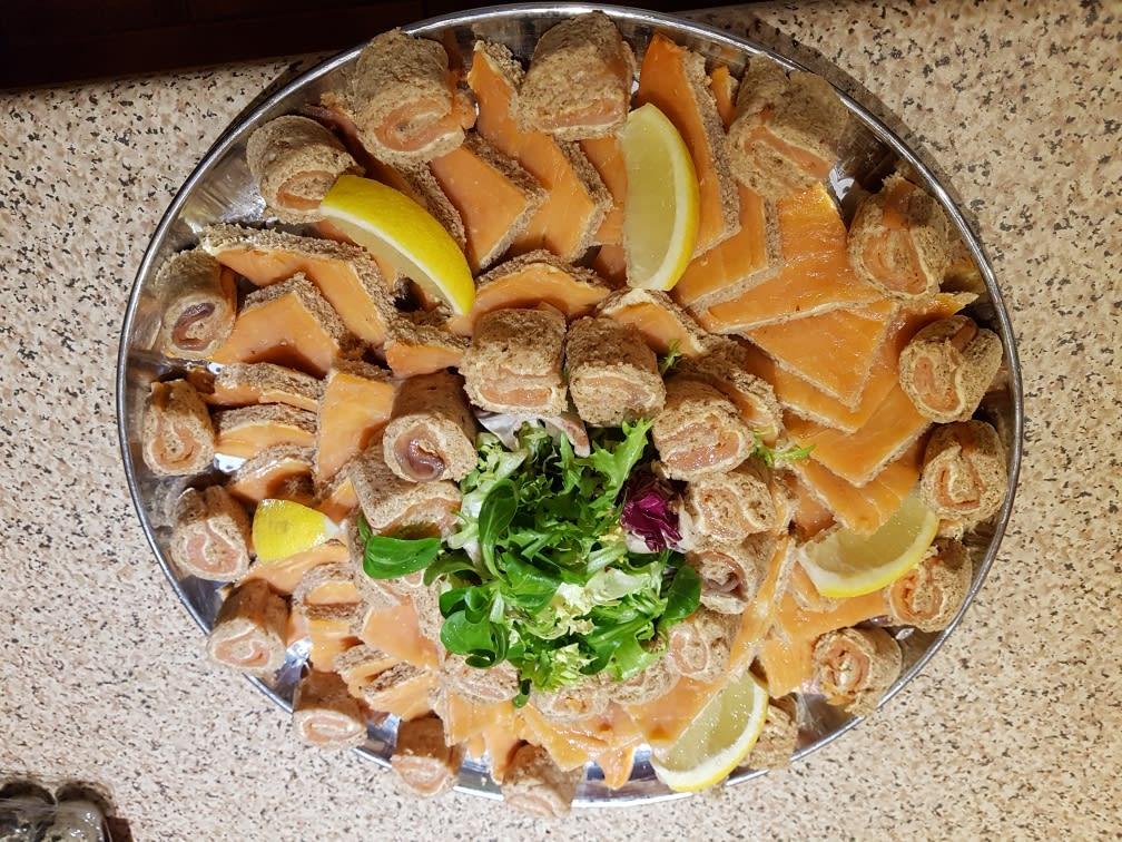 K.B Catering Pershore 07801 699597