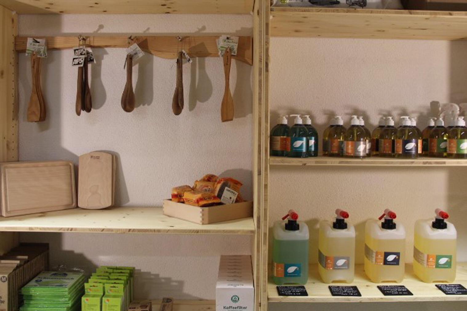GRÜEN GmbH - Verpackungsfreier Dorfladen in Kerzers