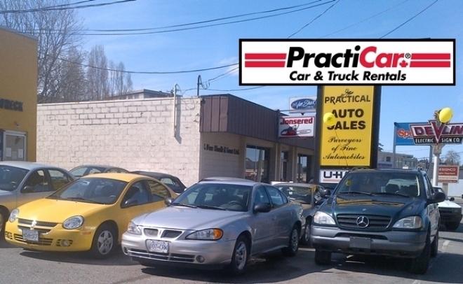 Practicar Car & Truck Rentals