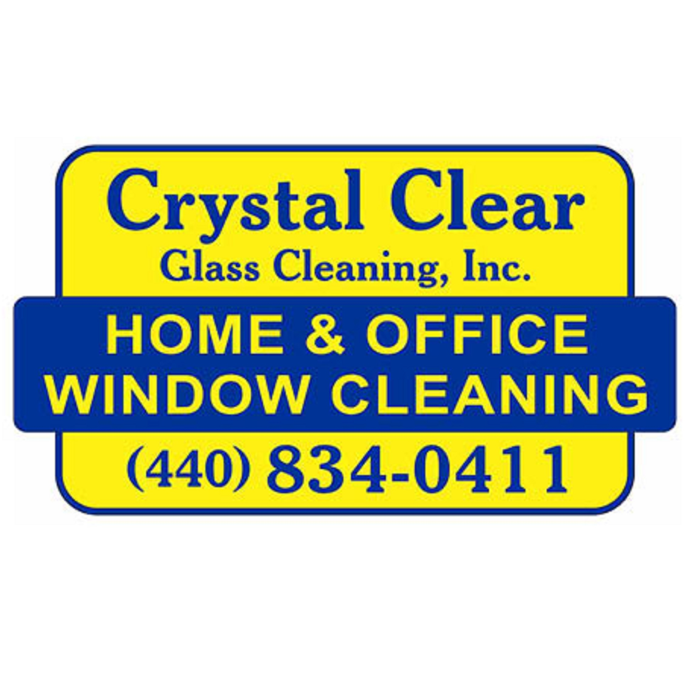 Crystal Clear Glass Cleaning, Inc.